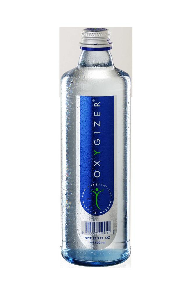 oxygizer acqua arricchita di ossigeno
