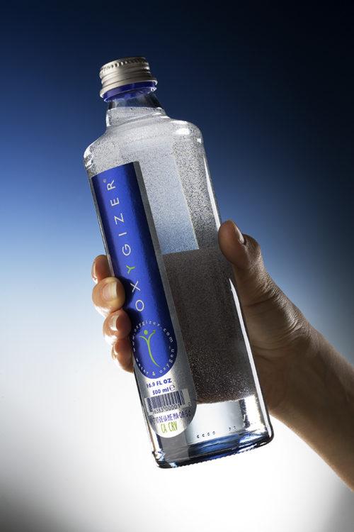 bottiglia di oxygizer