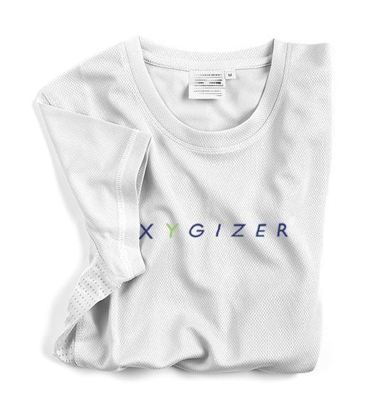 t-shirt tecnica unisex oxygizer