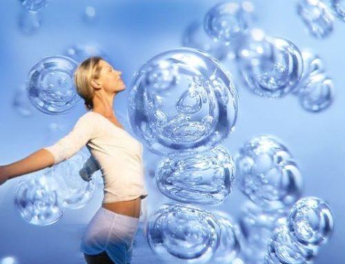 Dimagrire respirando… e bevendo acqua